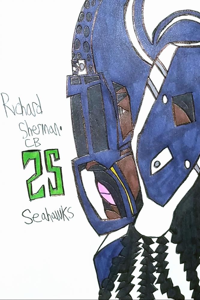 Richard Sherman par armattock